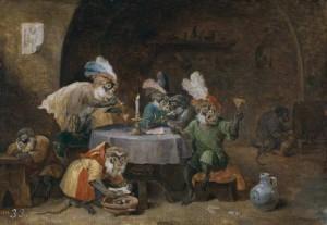 Banquete monos