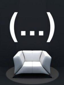 puntos y sillón